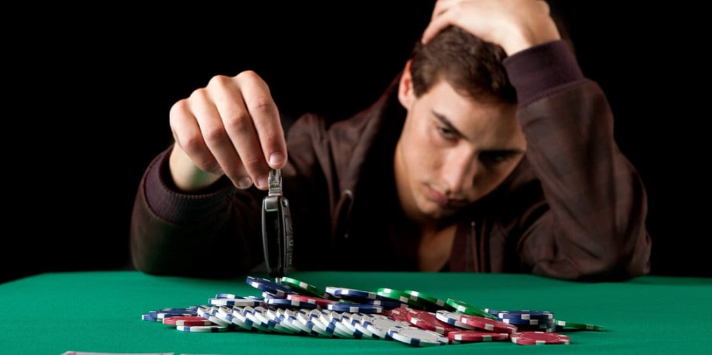 control the gambling habit